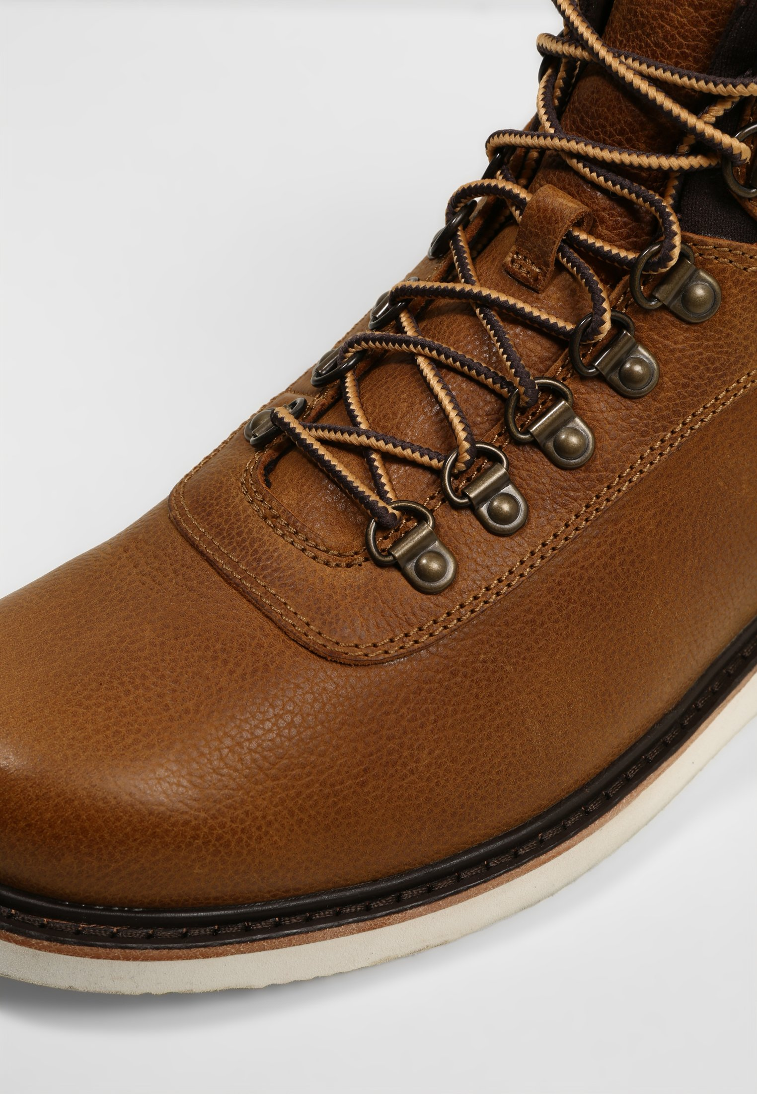 Timberland Newmarket Boot - Bottines À Lacets Mottled Brown