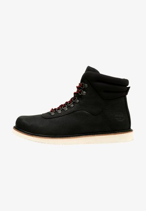 NEWMARKET BOOT - Lace-up ankle boots - black