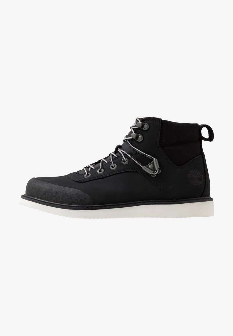 Timberland - NEWMARKET CHUKKA BOOT - Lace-up ankle boots - black