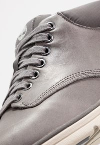 Timberland - BRADSTREET - Lace-up ankle boots - mid grey - 5