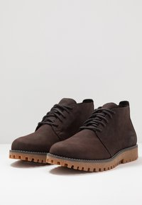 Timberland - JACKSON'S LANDING - Lace-up ankle boots - dark brown - 2