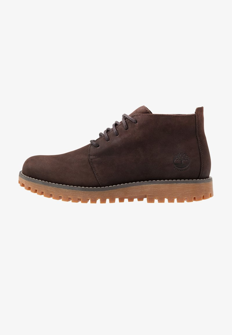 Timberland - JACKSON'S LANDING - Lace-up ankle boots - dark brown