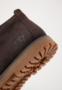 Timberland - JACKSON'S LANDING - Lace-up ankle boots - dark brown - 5