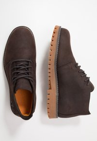 Timberland - JACKSON'S LANDING - Lace-up ankle boots - dark brown - 1