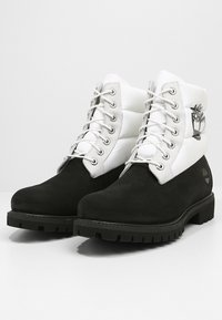 Timberland - Lace-up ankle boots - black - 2