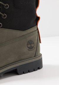 Timberland - PREMIUM - Šněrovací kotníkové boty - dark green - 5