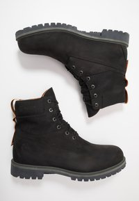 Timberland - PREMIUM - Lace-up ankle boots - black - 1