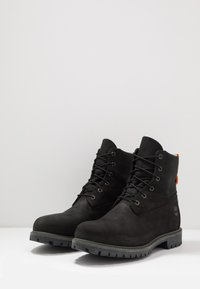 Timberland - PREMIUM - Lace-up ankle boots - black - 2