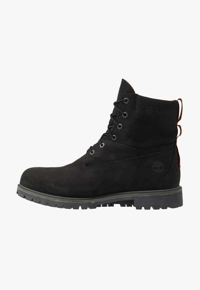 Timberland - PREMIUM - Lace-up ankle boots - black