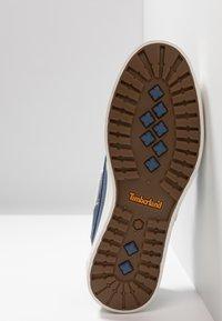 Timberland - UNION WHARF 2 EYE - Bootsschuh - dark blue - 4