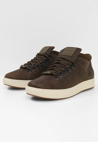 Timberland - High-top trainers - taupe - 2
