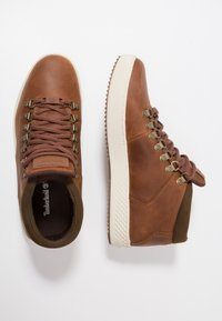Timberland - High-top trainers - glazed ginger/saddleback - 1
