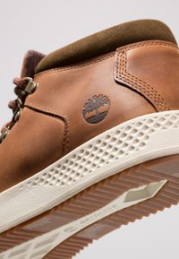 Timberland - High-top trainers - glazed ginger/saddleback - 5