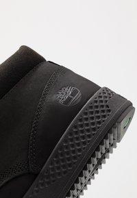 Timberland - CITYROAM CHUKKA - Höga sneakers - blackout - 5