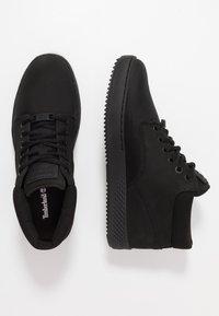 Timberland - CITYROAM CHUKKA - Höga sneakers - blackout - 1