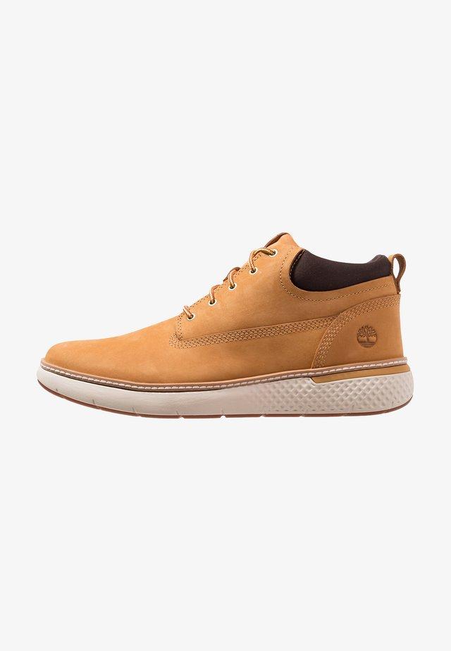 CROSS MARK PT CHUKKA - Sneakers basse - wheat