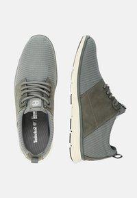Timberland - KILLINGTON - Casual lace-ups - medium grey - 1