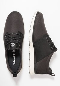Timberland - KILLINGTON - Casual lace-ups - black - 1