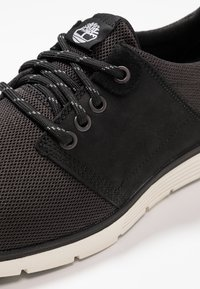 Timberland - KILLINGTON - Casual lace-ups - black - 5