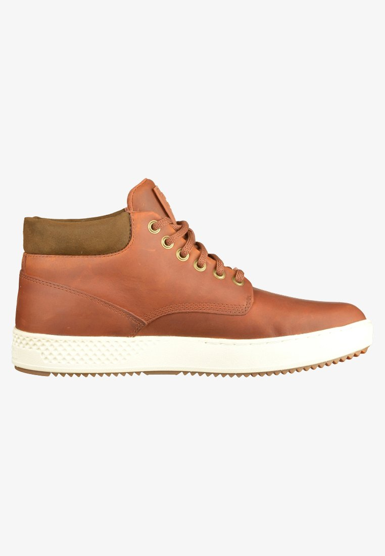 Timberland Bottines À Lacets - Brown