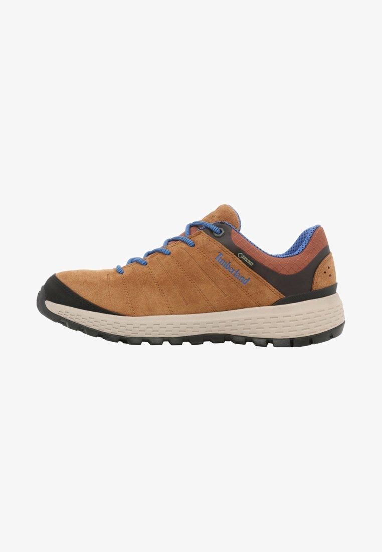 Timberland - PARKER RIDGE GTX - Zapatos con cordones - light brown