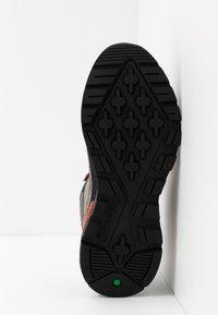 Timberland - FIELD TREKKER - Sneakers laag - medium grey - 4