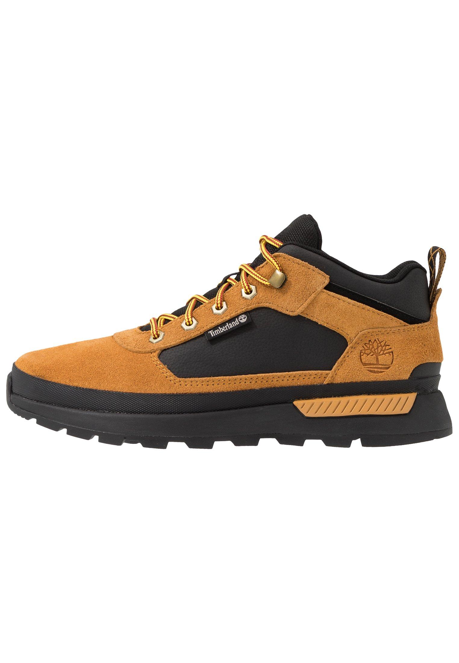 FIELD TREKKER Sneaker low wheablack