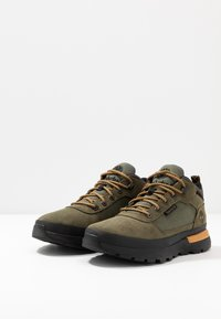 Timberland - FIELD TREKKER - Sneaker low - dark green - 2