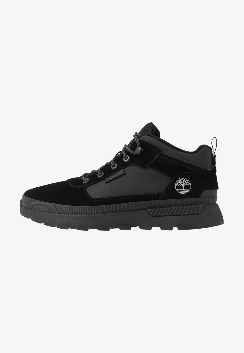 Timberland - FIELD TREKKER - Baskets basses - black