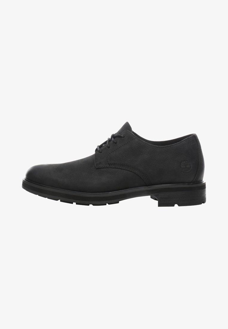 Timberland - WINDBUCKS OX WP - Smart lace-ups - black