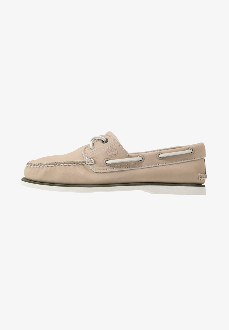 Timberland - CLASSIC BOAT - Chaussures bateau - light taupe