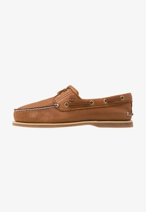 CLASSIC BOAT - Boat shoes - english tudor