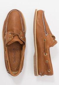 Timberland - CLASSIC BOAT - Chaussures bateau - english tudor - 1
