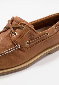Timberland - CLASSIC BOAT - Chaussures bateau - english tudor - 5