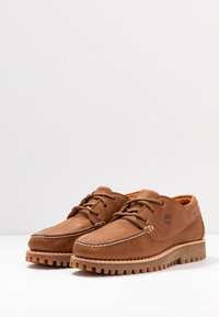 Timberland - JACKSON'S LANDING - Casual lace-ups - saddle english tudor - 2