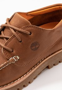 Timberland - JACKSON'S LANDING - Casual lace-ups - saddle english tudor - 5