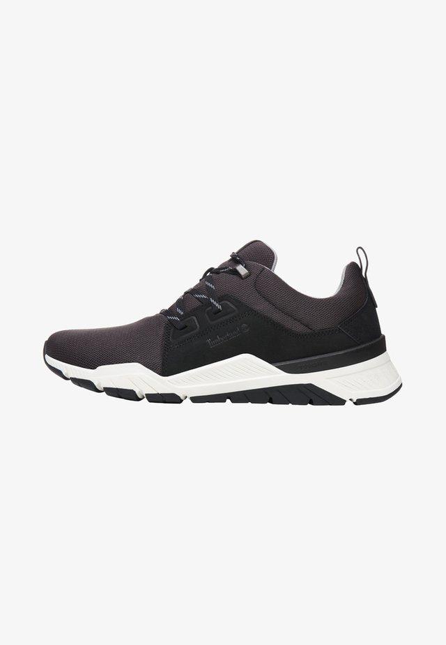 OXFORD - Sneakersy niskie - black