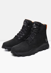 Timberland - BROOKLYN  - Lace-up ankle boots - black - 2