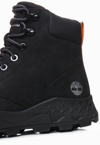 Timberland - BROOKLYN  - Lace-up ankle boots - black - 5