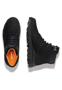 Timberland - BROOKLYN  - Lace-up ankle boots - black - 1