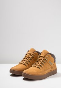 Timberland - DAVIS SQUARE HIKER - High-top trainers - wheat - 2