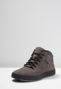Timberland - DAVIS SQUARE HIKER - Sneakers alte - eiffel tower - 2