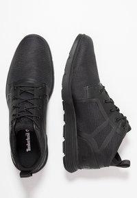 Timberland - KILLINGTON SUPER - Sneaker high - blackout - 1