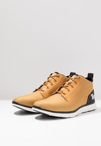 Timberland - KILLINGTON SUPER OX - Zapatillas altas - wheat - 2
