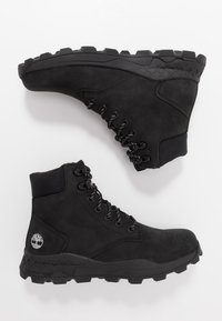 Timberland - BROOKLYN 6 INCH BOOT - Lace-up ankle boots - black - 1