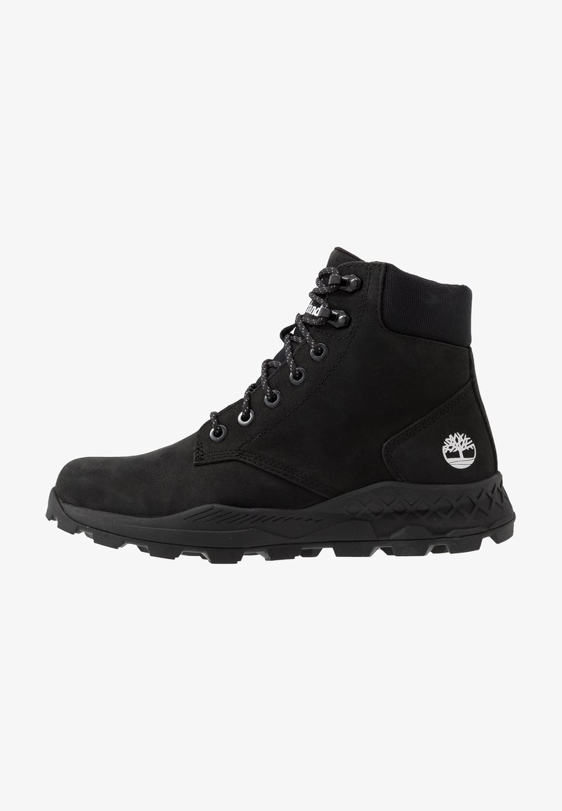 Timberland - BROOKLYN 6 INCH BOOT - Bottines à lacets - black