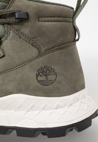 Timberland - BROOKLYN MODERN ALP - Zapatillas altas - dark green - 5