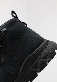 Timberland - BROOKLYN MODERN ALP - Zapatillas altas - black - 5