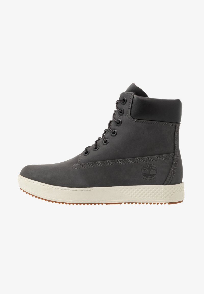 Timberland - CITYROAM CUPSOLE 6 IN WP - Lace-up ankle boots - dark grey