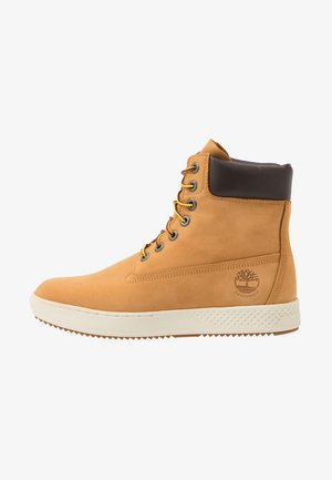 CITYROAM CUPSOLE 6 IN WP - Lace-up ankle boots - wheat